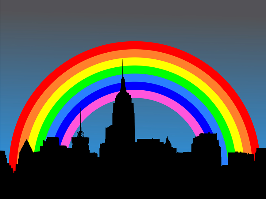 New York Coming Out Event – September 2019